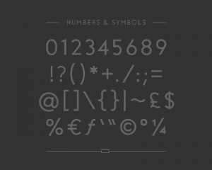 Stereo Font Free Download
