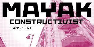 Mayak Font Free Download