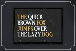 Etherion Font Free Download