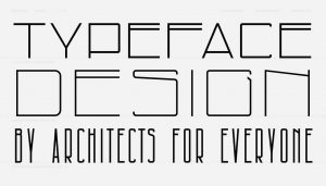 Architectural Font Free Download