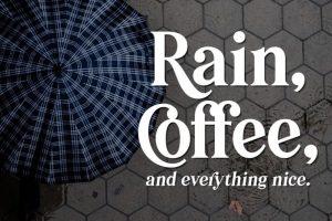Pioggia Font Free Download
