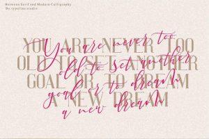 Pretty Woman Font Free Download