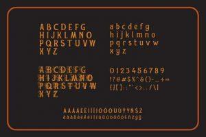 Rexmone Font Free Download