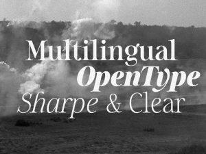 Sharpe Font Free Download
