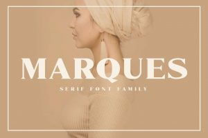 Marques Font Free Download